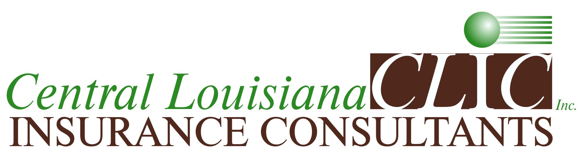 Title Sponsor  - Central Louisiana Insurance Consultants  - Logo