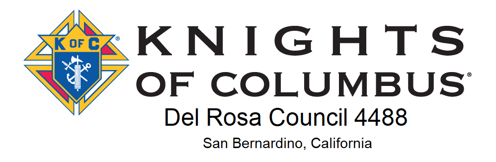 Hole Sponsor - Knights of Columbus  - Logo