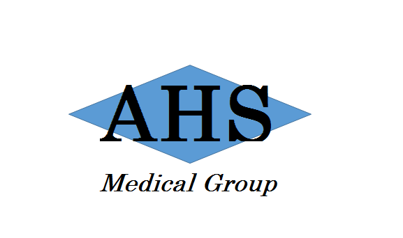 Platinum Sponsor - AHS Medical Group - Logo