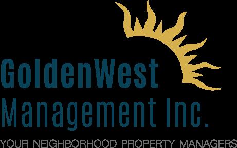 $2,500 Sponsor - Golden West Management - Logo