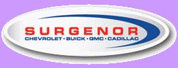 Hole Sponsor - Surgenor Ottawa - Logo
