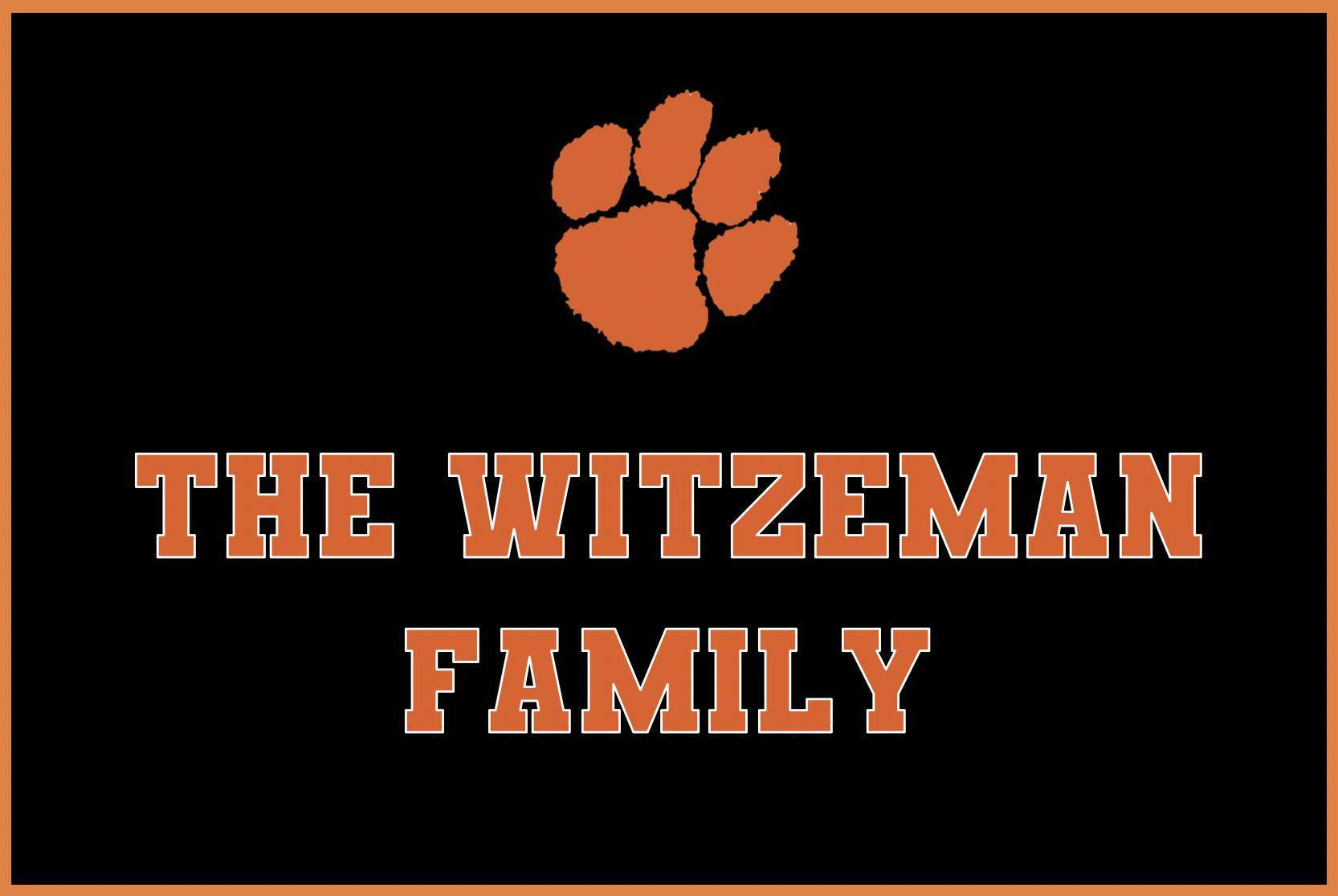 The Witzeman Family