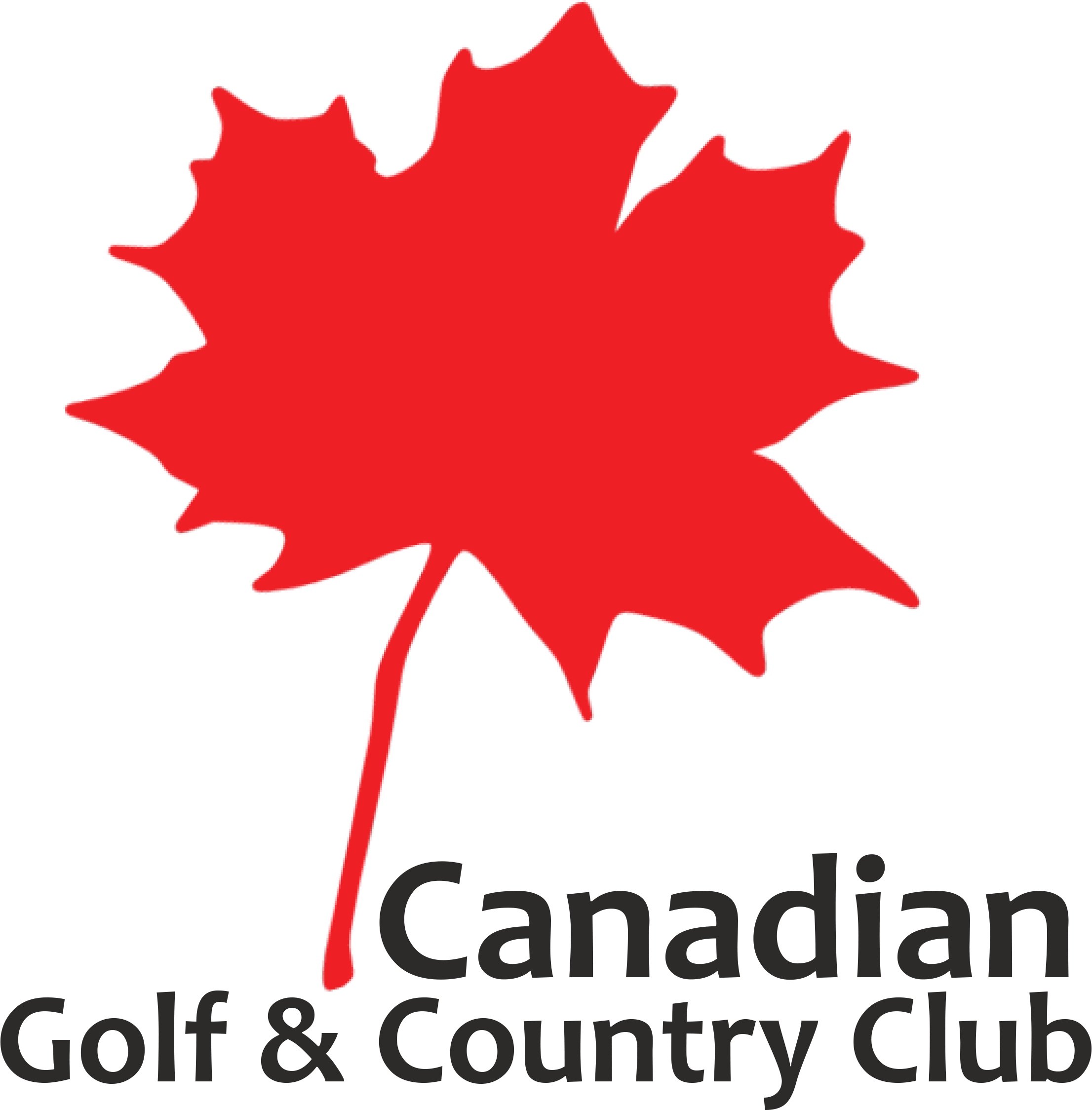 Event Sponsors - Canadian Golf & Country Club - Logo