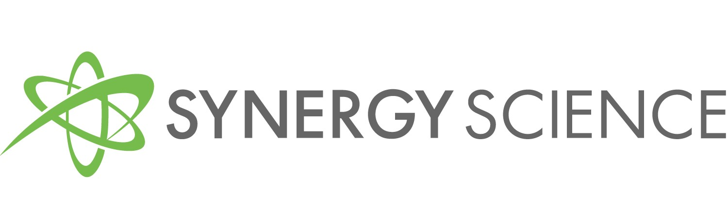 Food and Beverage Hole Sponsor - Synergy Science - Logo