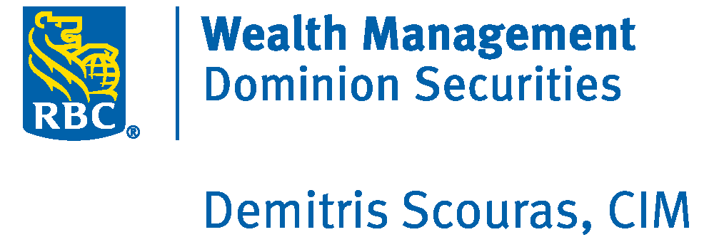 Hole-In-One Sponsor - Demitris Scouras Wealth Management - Logo