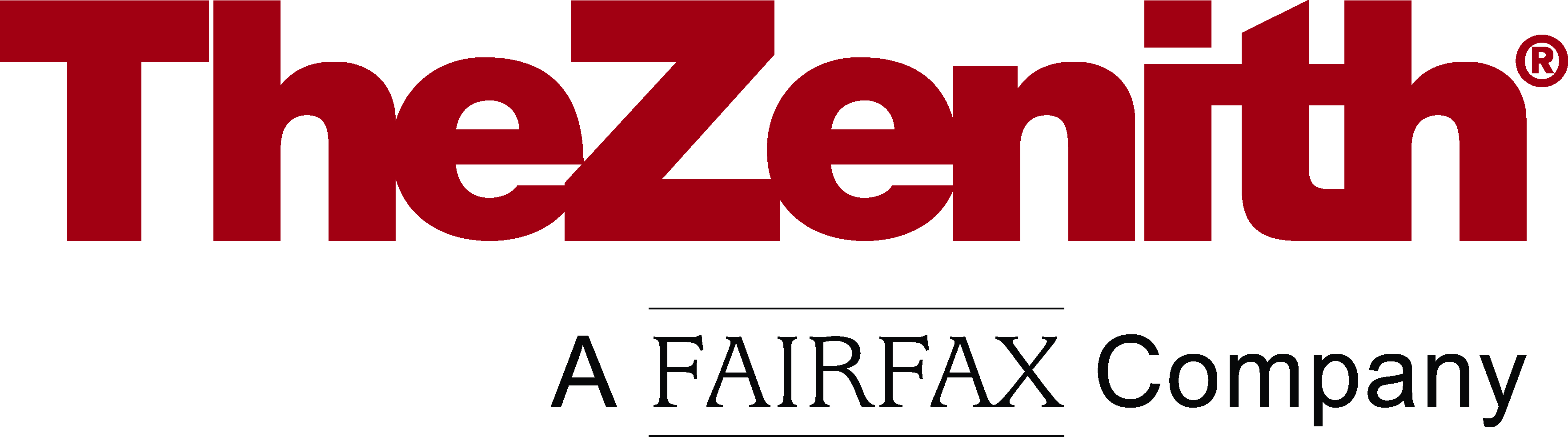Golf Tee Plus Foursome - The Zenith - Logo