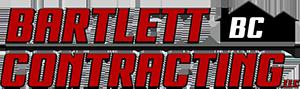 Hole Sponsor - Bartlett Contracting - Logo