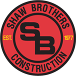 Tournament Sponsors - Shaw Brothers Construction - Logo