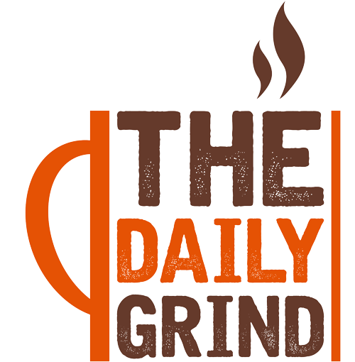 Hole Sponsors - The Daily Grind - Logo