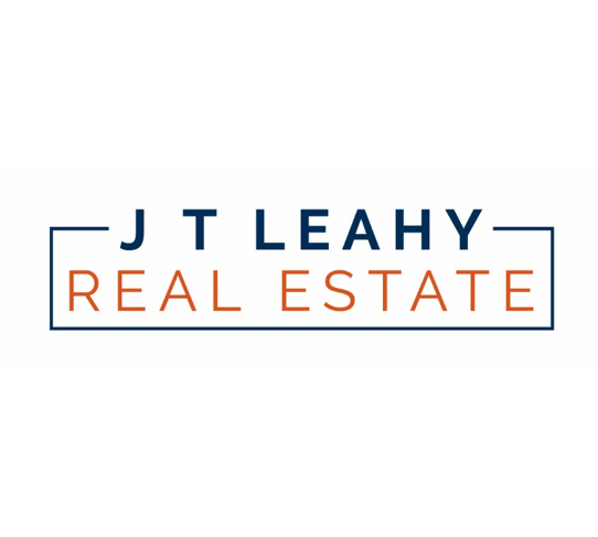 Hole Sponsors - J T Leahy Real Estate - Logo
