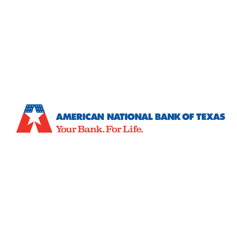 OUR SPONSORS & CONTRIBUTORS - American National Bank - Logo