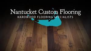 Hole Sponsor - Nantucket Custom Flooring - Logo
