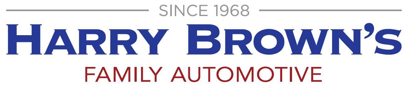 Silver - Harry Brown's Automotive - Logo
