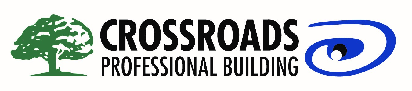 Gold - Crossroads Professional Building (Southern Heights/Richie Eye) - Logo