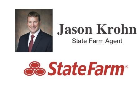 Silver - State Farm-Jason Krohn - Logo