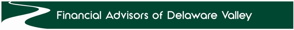Title Event Naming Sponsor  - Financial Advisors of Delaware Valley - Logo