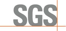 Gold Sponsor - SGS - Logo