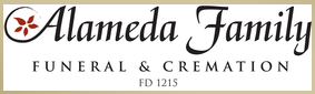 In Kind Sponsors and Donors - Alameda Family Funeral & Cremation - Logo