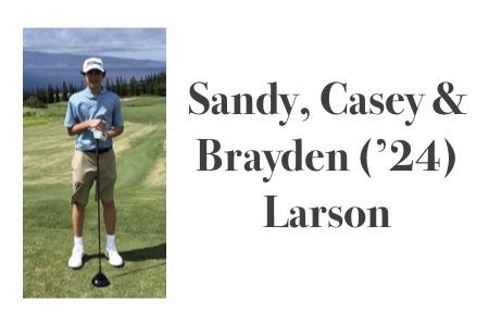 Veritas - Larson Family (Sandy, Casey & Brayden) - Logo