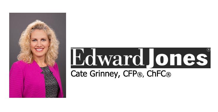 Veritas - Edward Jones-Cate Grinney - Logo