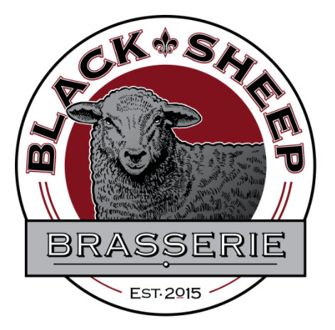 In Kind Sponsors and Donors - Black Sheep Brasserie - Logo