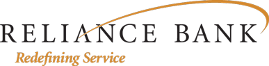 Silver - Reliance Bank - Logo