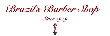 Silver - Brazil's Barber Shop - Logo