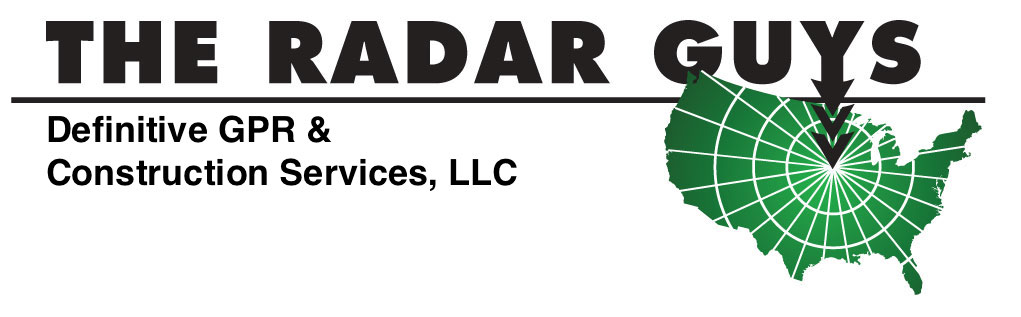 Gold - The Radar Guys-Definitive GPR & Construction Services - Logo
