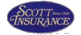 Hole Sponsor - Scott Insurance  - Logo