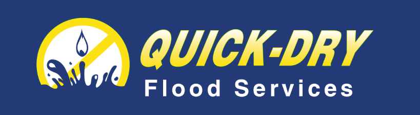 Lunch Sponsor - Quick-Dry Flood Services - Logo