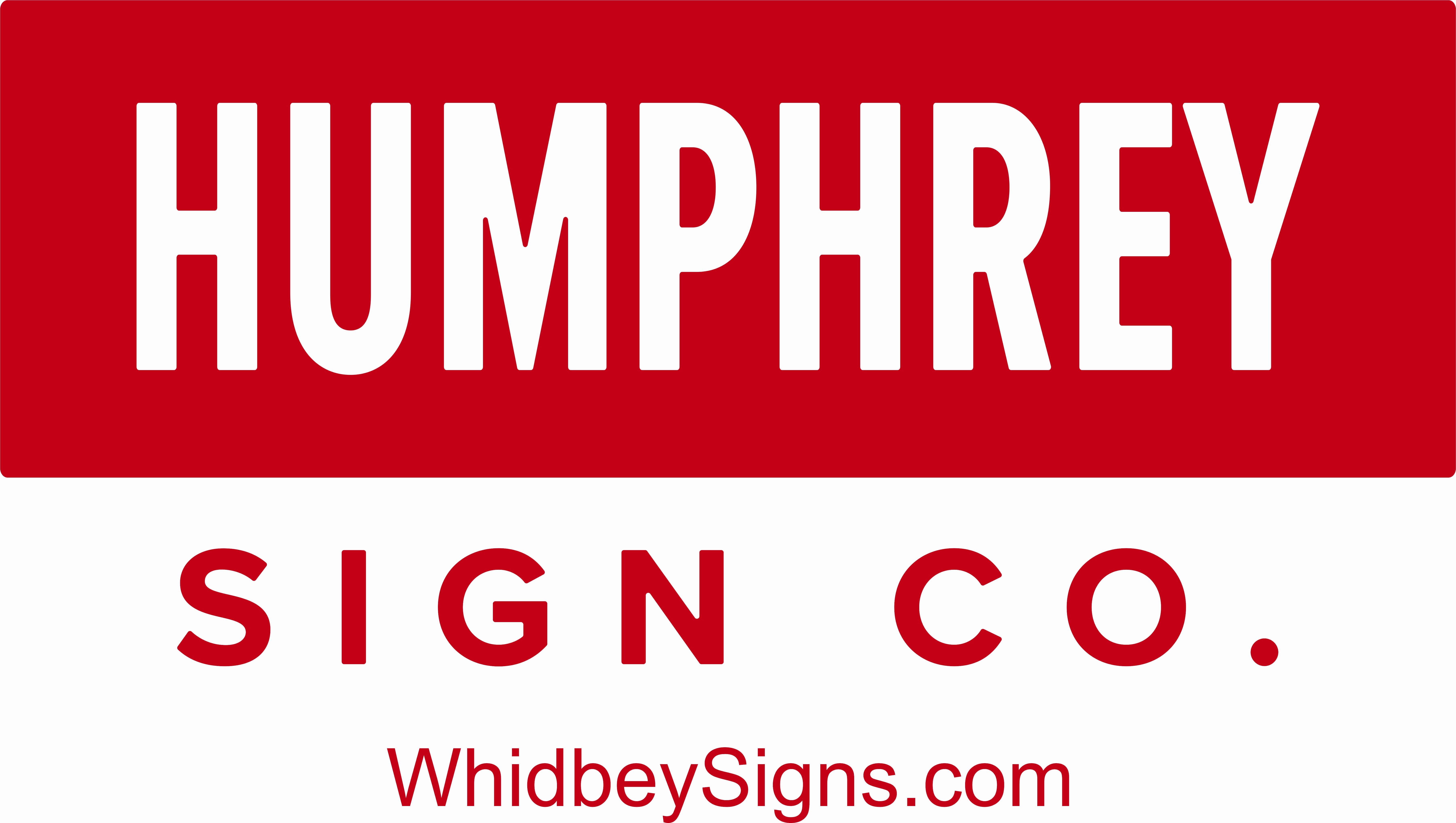 HUMPHREY Sign Co. - Hole Sponsor #9