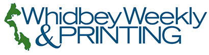 Hole Sponsor - SILVER - Whidbey Weekly and Printing - Hole Sponsor #10 - Logo