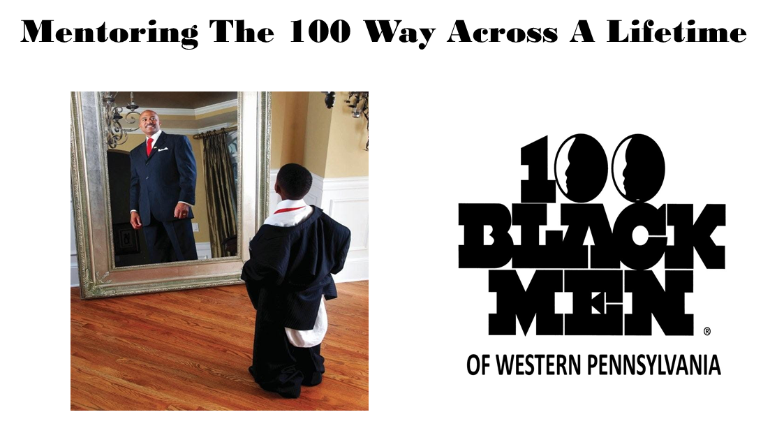 Hole Sponsor - 100 Black Men of W. PA - Logo