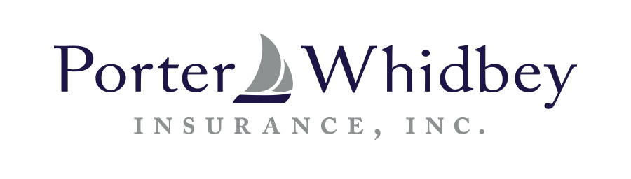 Hole Sponsor - SILVER - Porter Whidbey Insurange - Hole Sponsor #5 - Logo