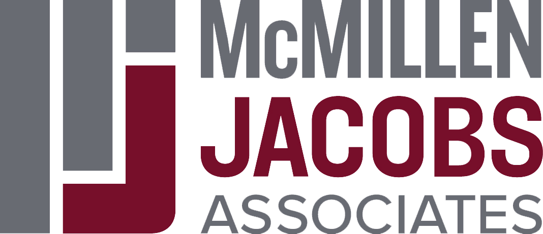 Eagle Sponsor $1,000 Includes: Hole Sponsor Sign at Golf Event, Sponsorship Listed in GVL Look Book, on Golf & GVL Event Websites, and includes a Foursome. To book Foursome, please process via REGISTRATION button. - McMillen Jacobs Associates - Logo