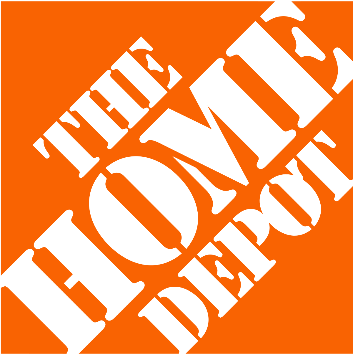 Raffle Prize Sponsors - Home Depot - Logo