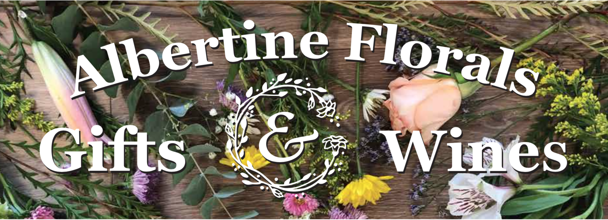 Albertines Florals, Gifts and Wine