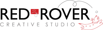 Red Rover Creative Studio, donated vertical banner, $140