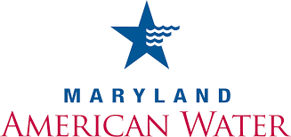 Golf Ball Sponsor - Maryland American Water - Logo