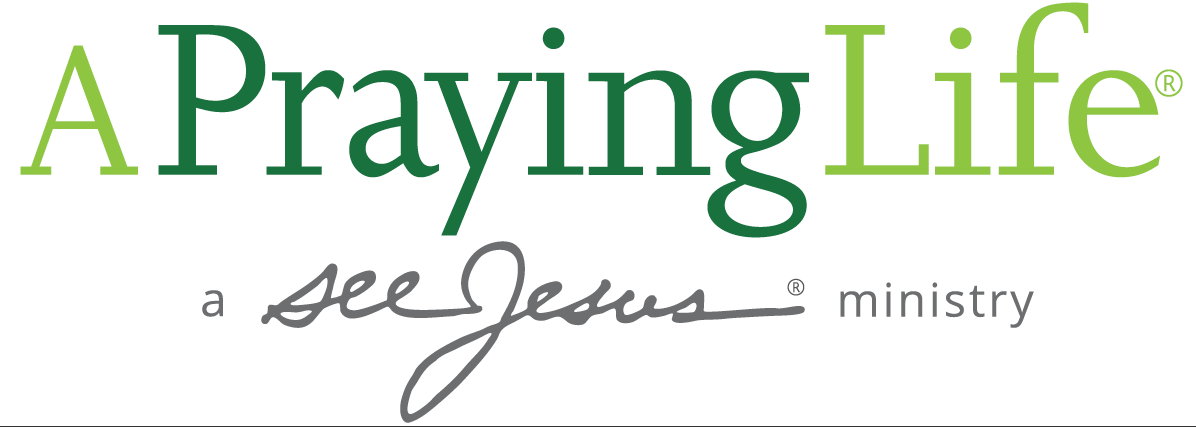 Bronze (Hole) Sponsor - A Praying Life - Logo