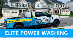 Hole Sponsor - Elite Power Washing - Logo