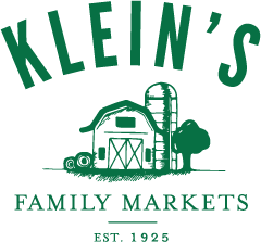 Crush Bar Sponsor - Klein's ShopRite/ Klein's Family Markets - Logo
