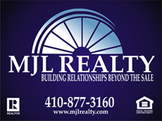 Golf Cart Sponsor - MJL Realty - Logo