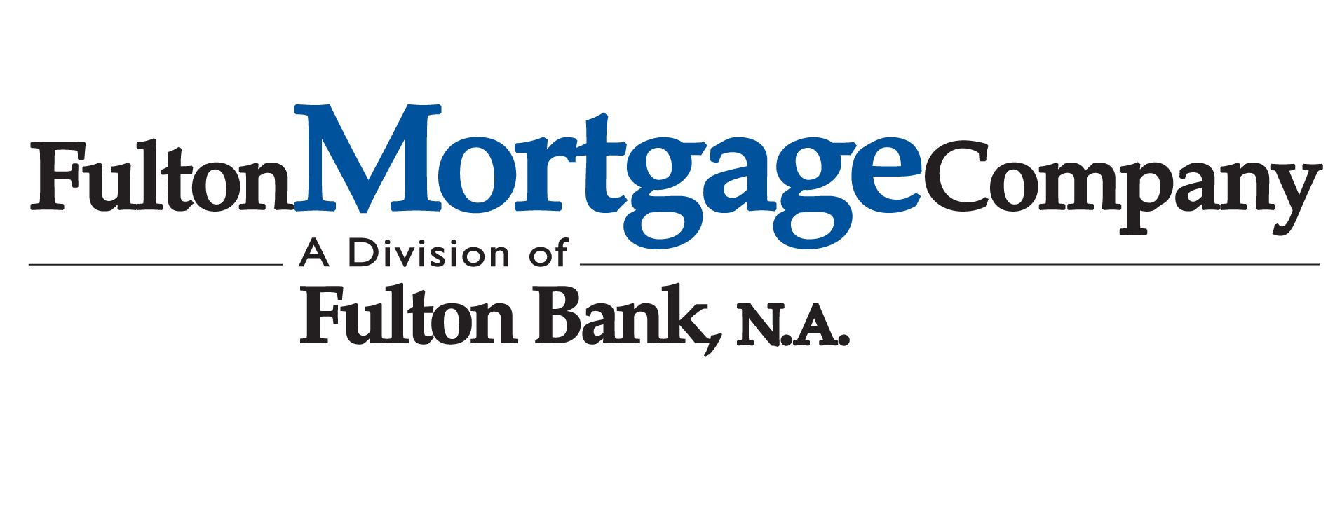 Hole Sponsor - Fulton Mortgage - Logo