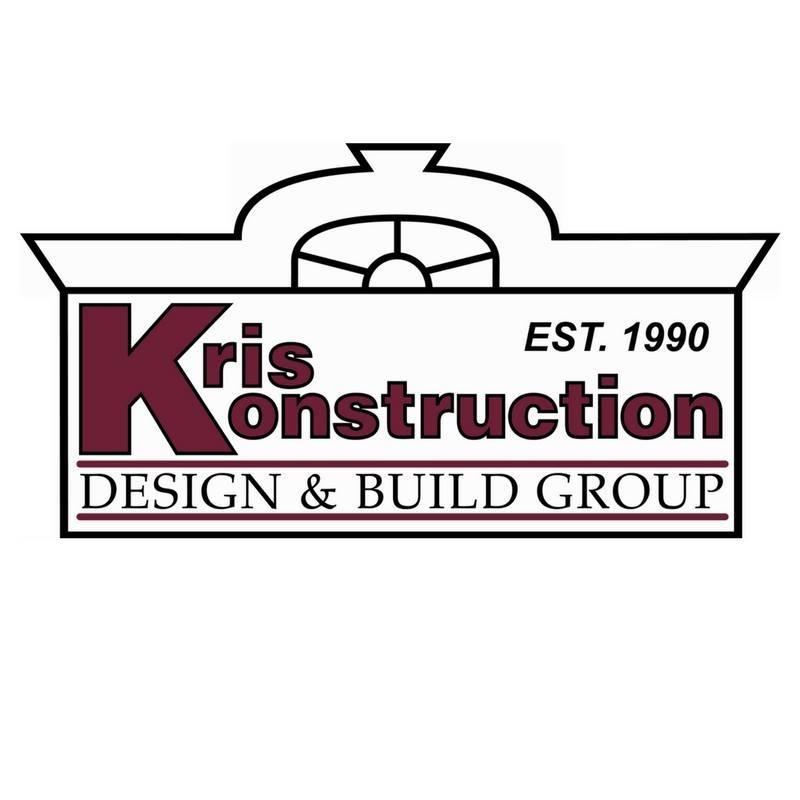 Longest Drive Sponsor - Kris Konstruction - Logo
