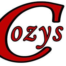 RAFFLE PRIZES - Cozy's Roadhouse - T-shirt $25 value - Logo