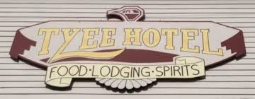 The Tyee Restaurant and Motel - T-shirt $25 value