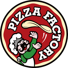 RAFFLE PRIZES - Pizza Factory Coupeville - gift card - Logo