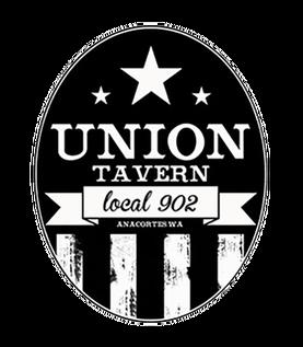 RAFFLE PRIZES - Union Tavern - Tshirs and $25 gift card - Logo