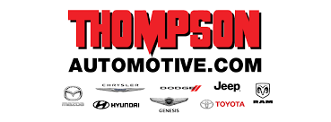 On Course Contest Sponsor - Thompson Automotive - Logo